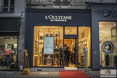 INAUGURATION L'OCCITANE